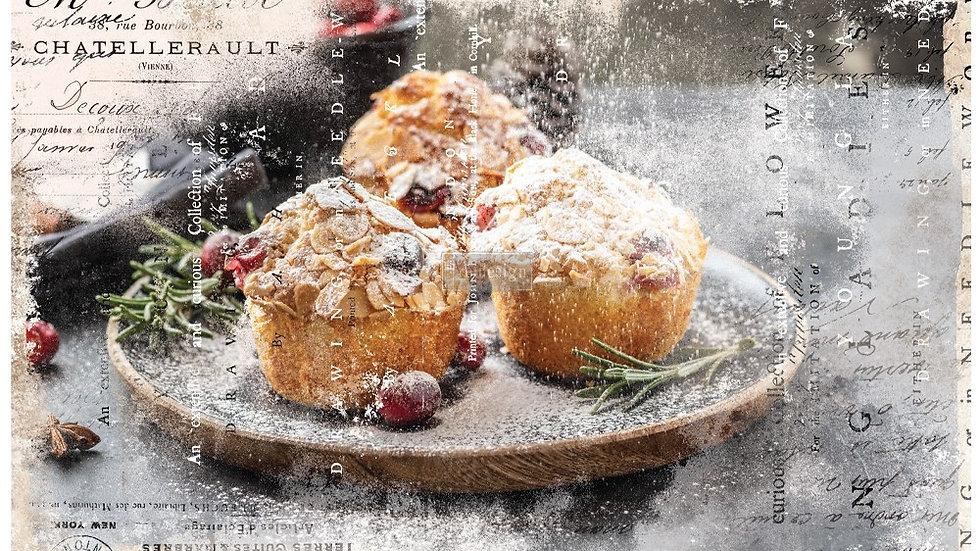 Warm Desserts – (19″ X 30″) Tissue Paper