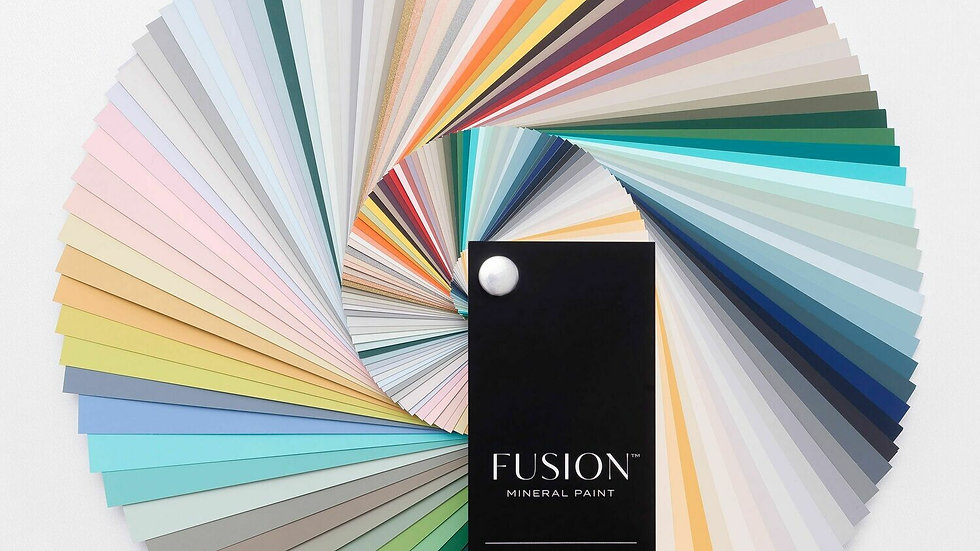 Fusion Color Fan Deck