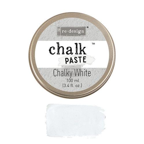 Chalky White - Chalk Paste by Prima