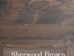 Milk Paint Stain - Sherwood Brown