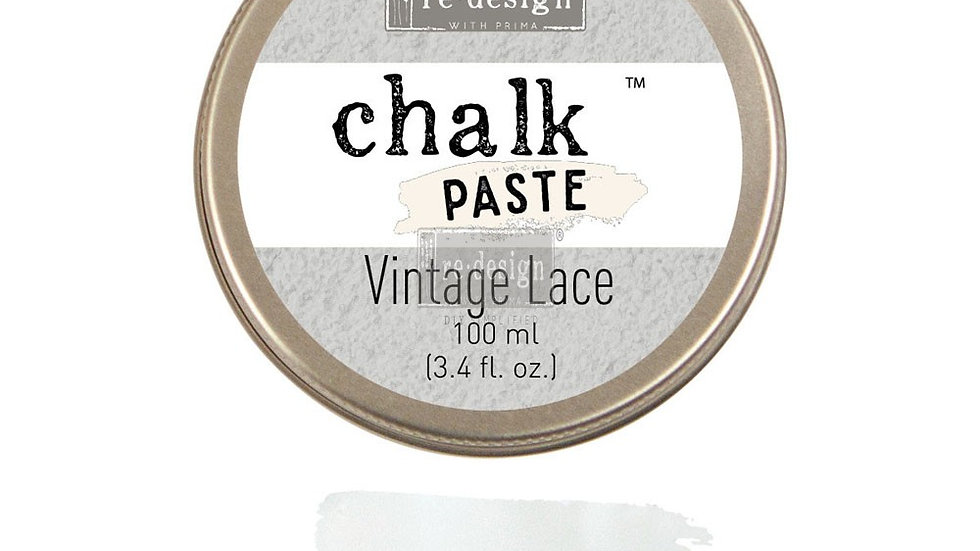 Vintage Lace - Chalk Paste by Prima