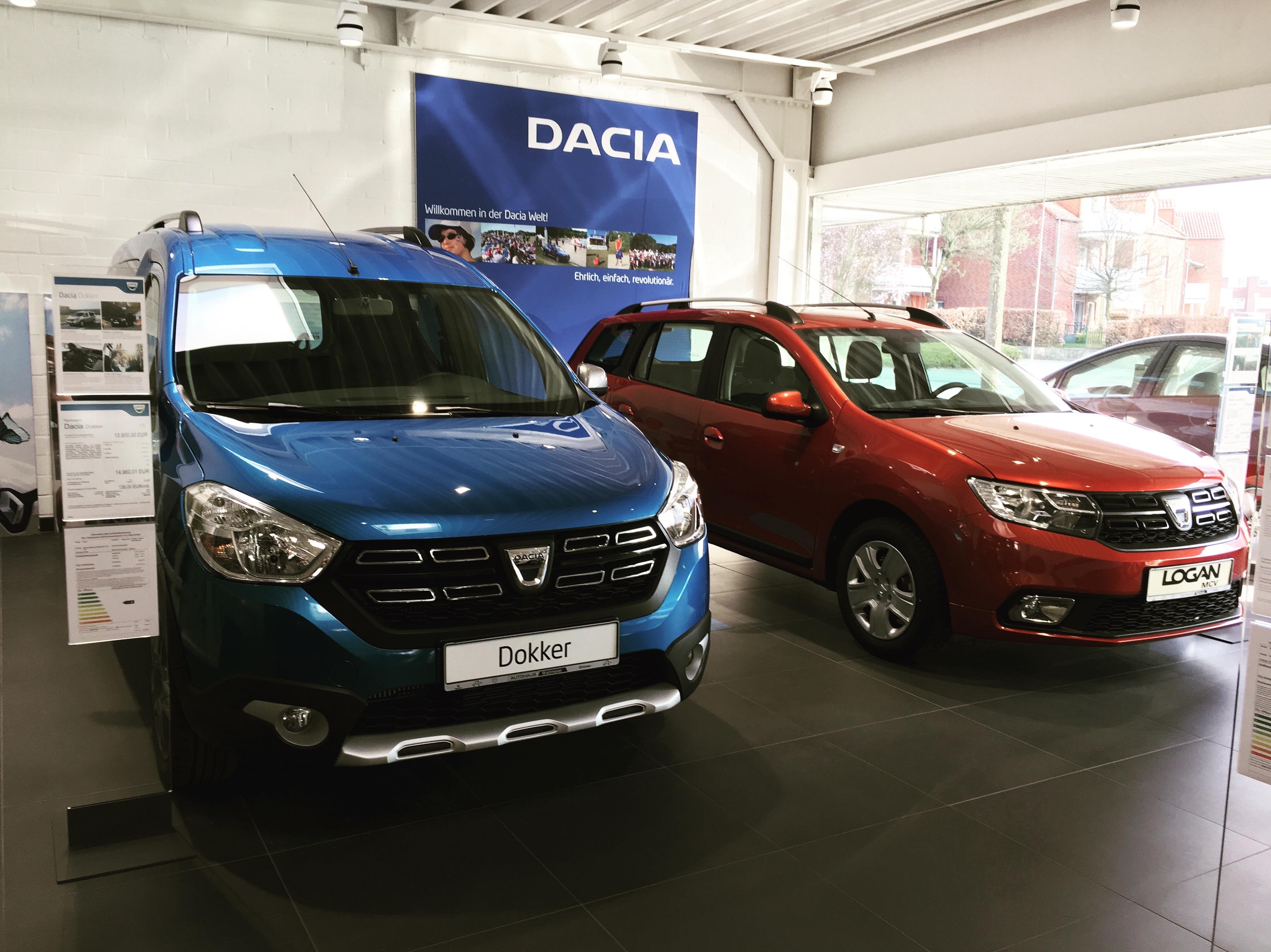 Dacia Gronau Neuwagen Gebraucht