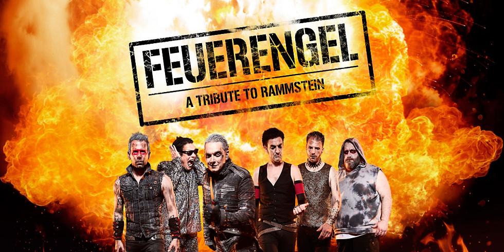 Feuerengel live in Gronau sponsored by Wallmeier