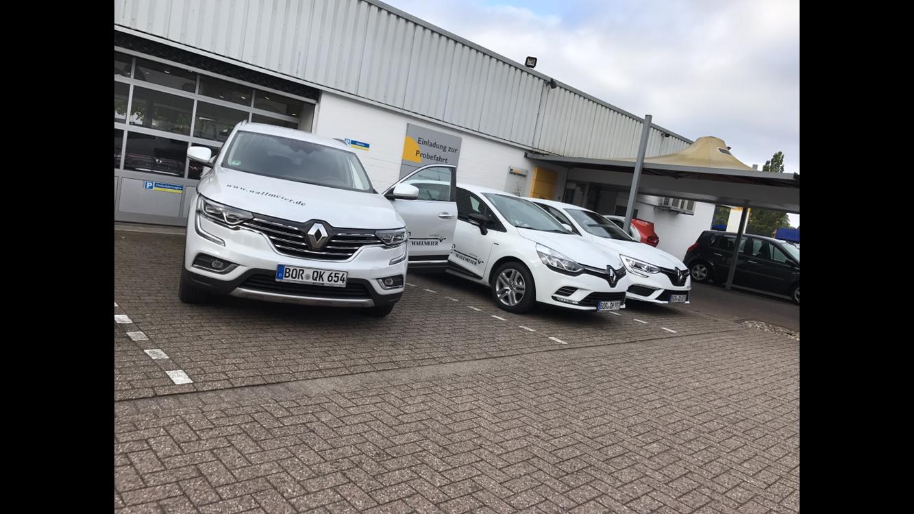 Vorführwagen Angebote Renault