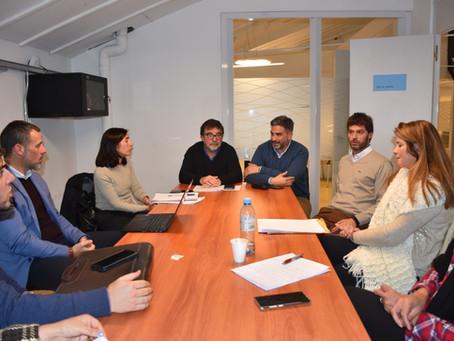 BUENOS AIRES: Seguimos avanzando. Nos reunimos con el equipo Legal de la Defensoría del Pueblo.