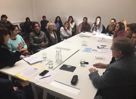 MENDOZA: las familias #HipotecadosUVA agradecemos al senador Adolfo Bermejo.