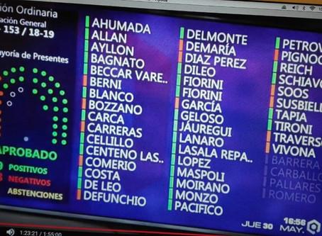 BUENOS AIRES: RECHAZO OFICIAL PARA DEBATIR LA LEY DE EMERGENCIA PROVINCIAL
