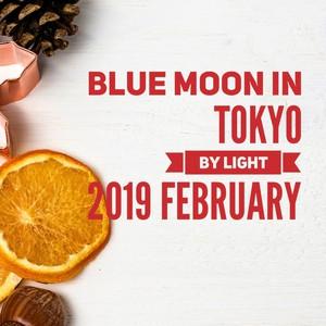 BLUE MOON IN TOKYO
