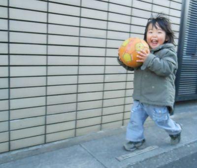 子どもたちの笑顔のための時間