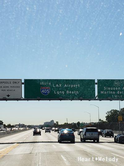 みなさまをお迎えにロサンゼルス空港(LAX)へ