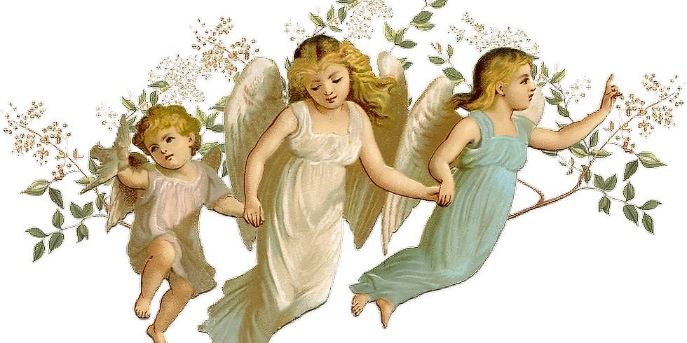 FREE WEBINAR! Heal, Channel and connect with the Angelic realm