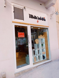 Mandali jewelry shop
