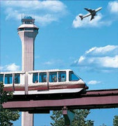 Newark International Airport - NEC Extension of the Newark Monorail Contract Value: $9,027,000