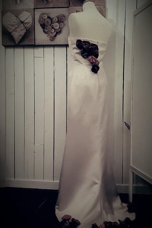 Wedding dress or coctail dress