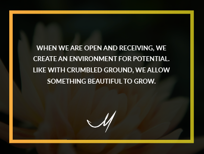 Be Grounded. Be Crumbled.