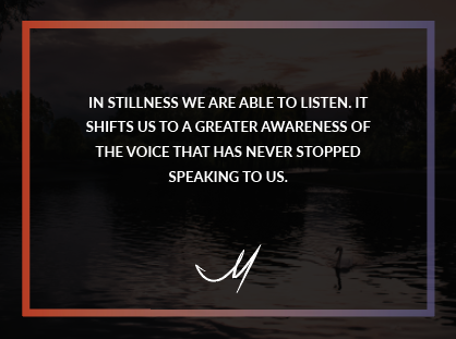 Allowing the Flow of Inspiration