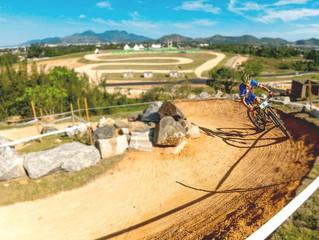 Mountain Bike Olimpico... los ultimos dos dias de las olimpiadas