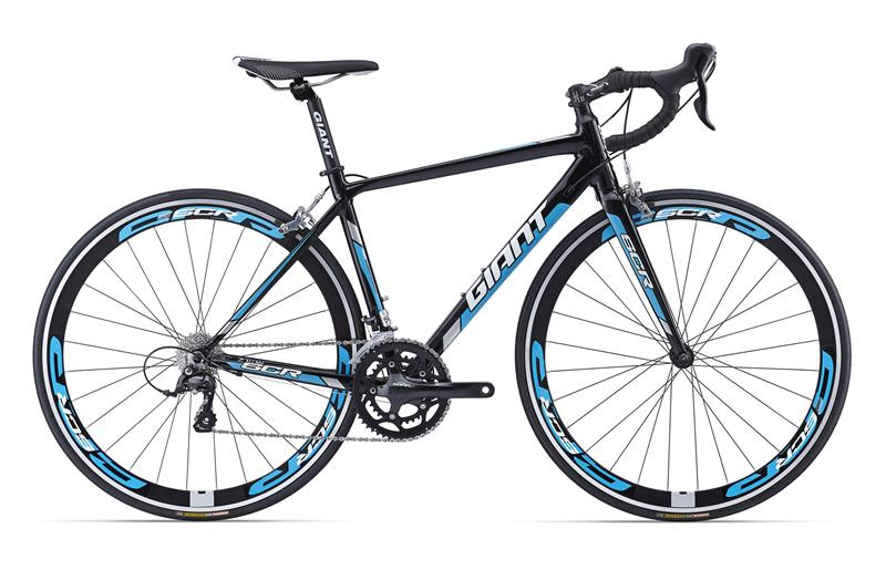 Bicicleta Giant SCR 1 Black