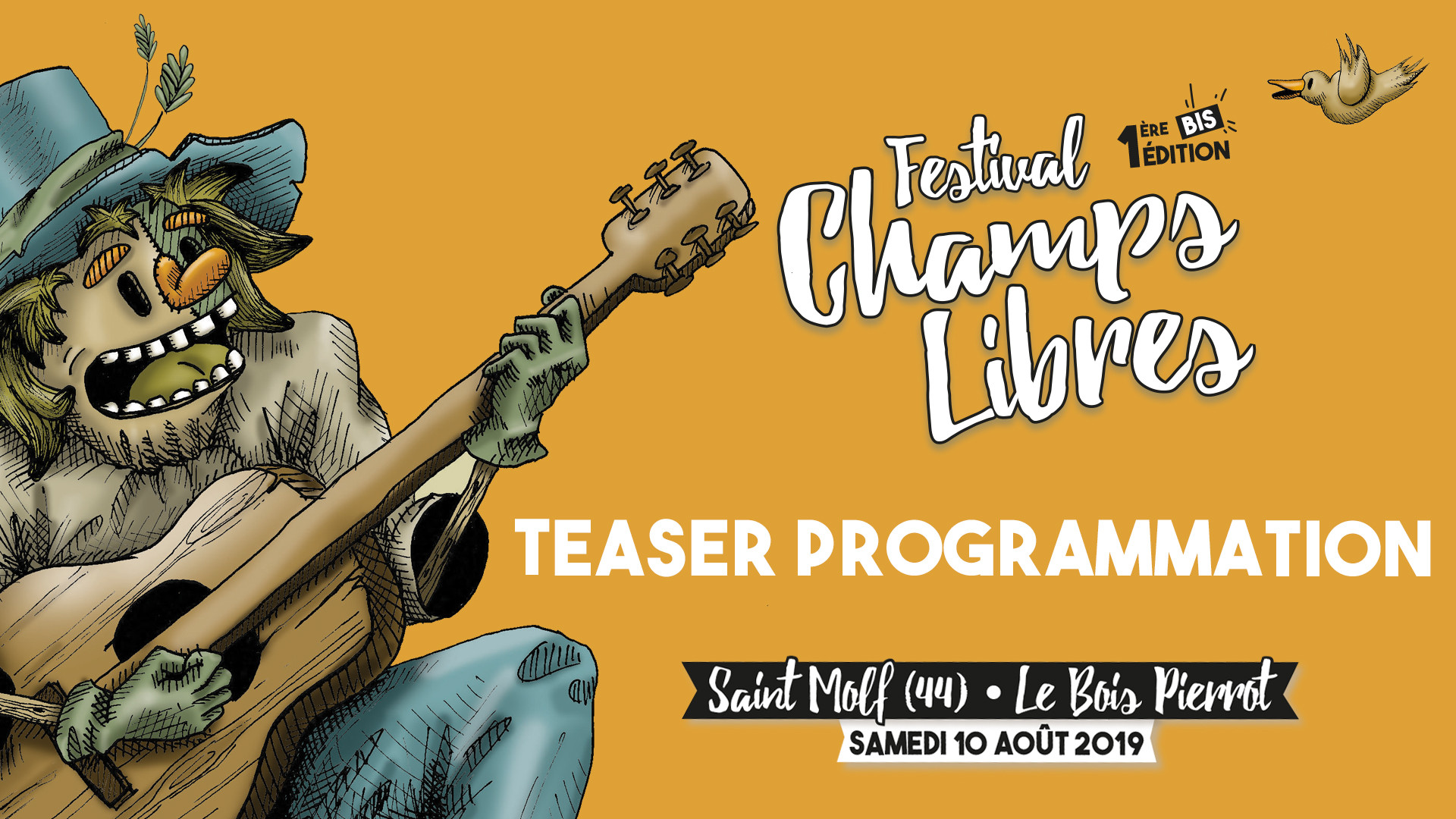 Teaser programmation - Festival Champs Libres