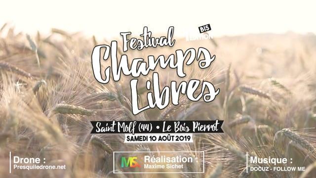 Festival Champs Libres - Le bois Pierrot
