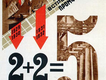2+2=5: una componente di una prospettiva storica.