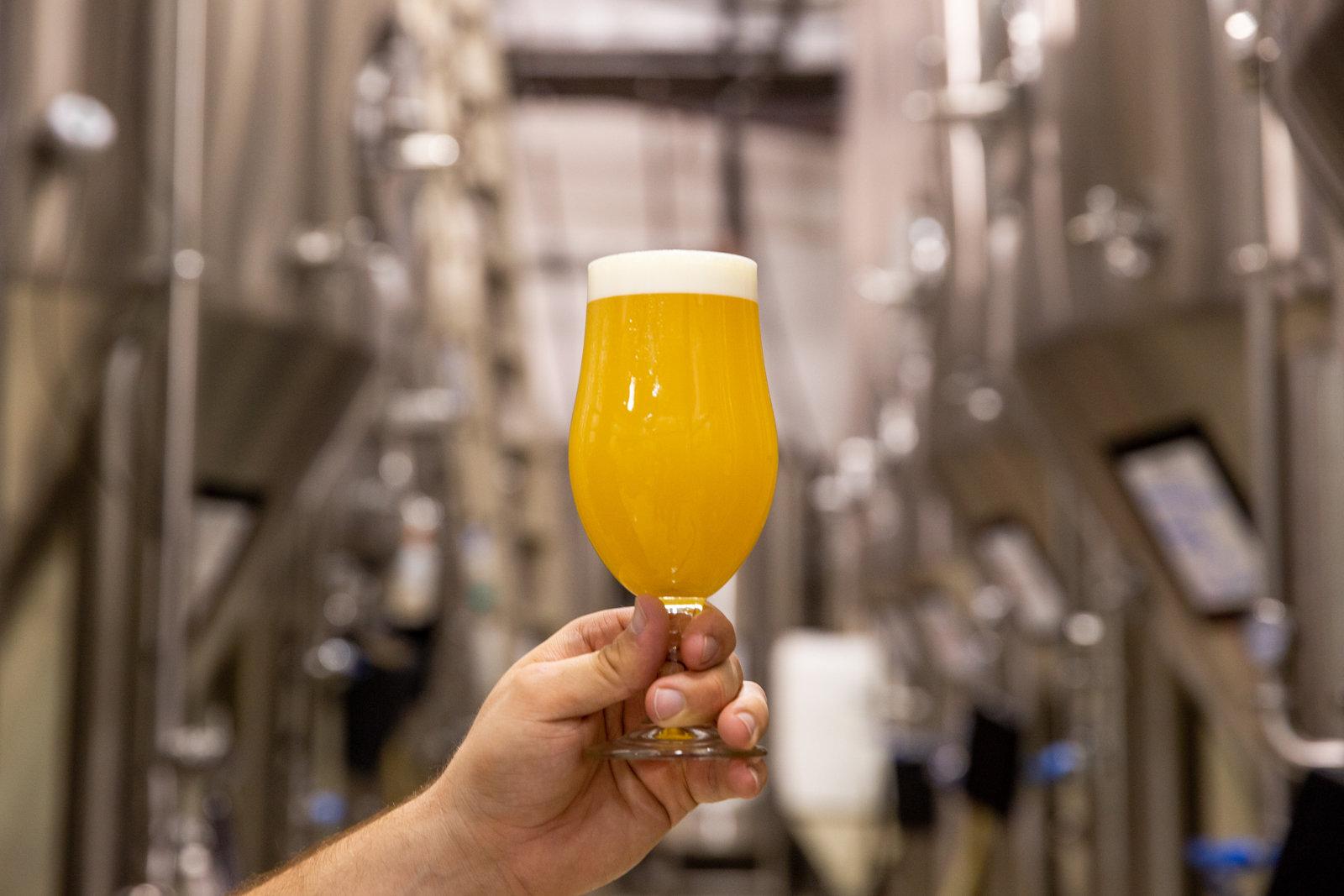 Yellowhammer Brewery & Distillery Tour
