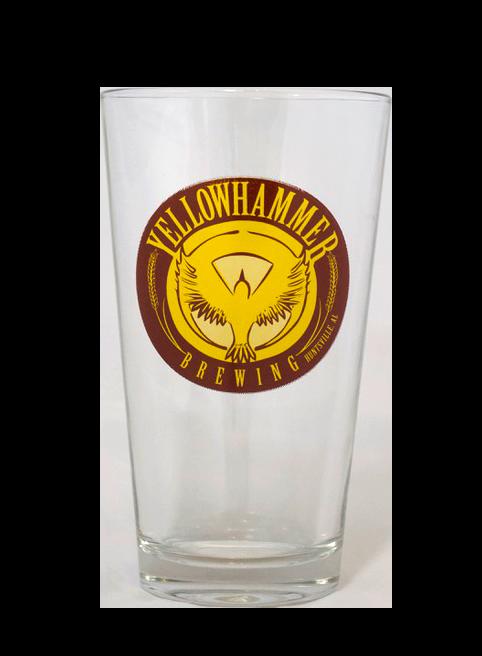 16oz. Shaker Pint Glass