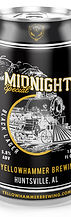 Yellowhammer Brewing Midnight Special Black Lager Can