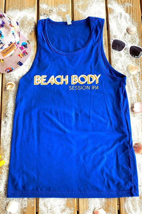 Beach Body Mens Tank
