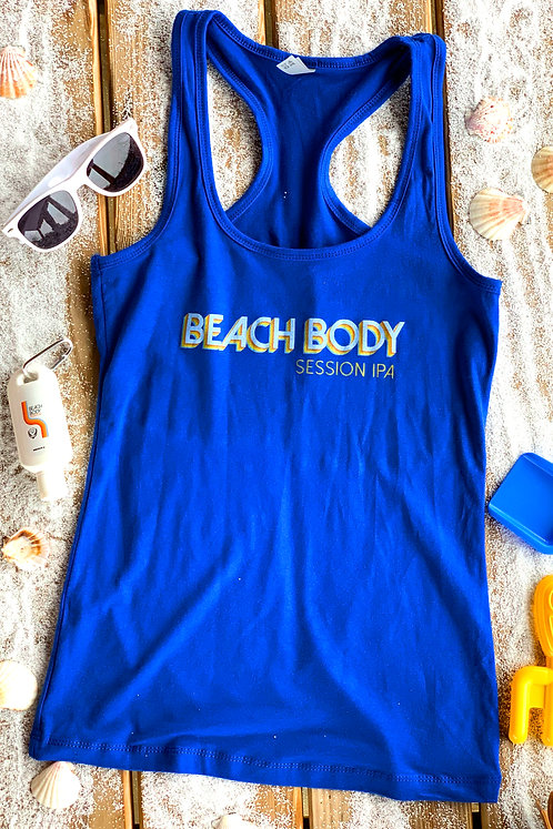 Beach Body Ladies Tank