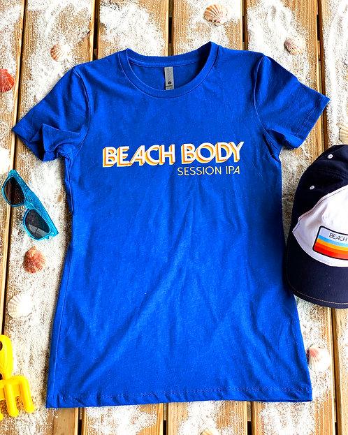 Beach Body Ladies T-shirt