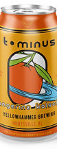 Yellowhammer Brewing T-Minus Tangerine Kolsch Can