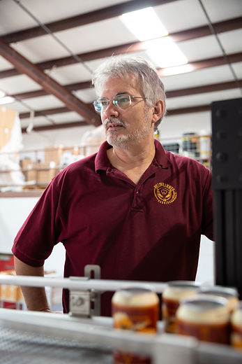 Picture of Don Milligan, Yellowhammer's head of production and a co-founder.