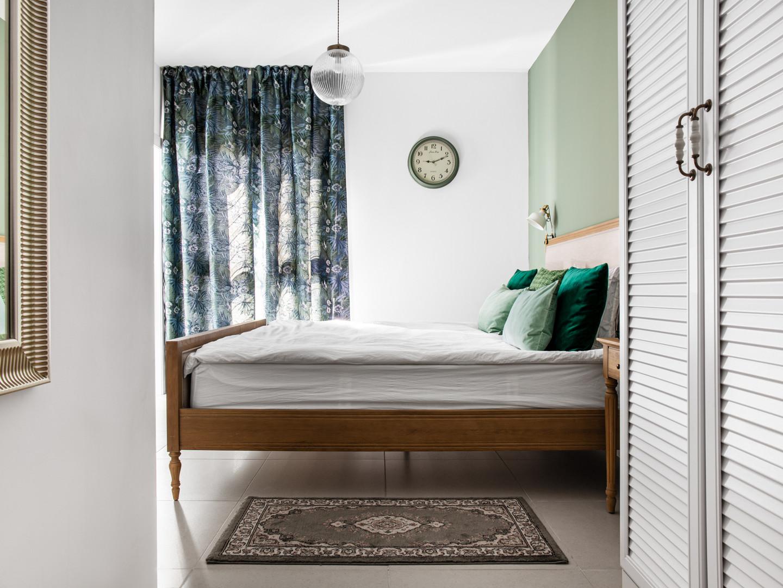עיצוב והום סטיילינג לחדר שינה הורים
