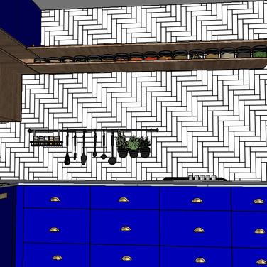 אופציה 2 - מבט מסלון למטבח..jpg