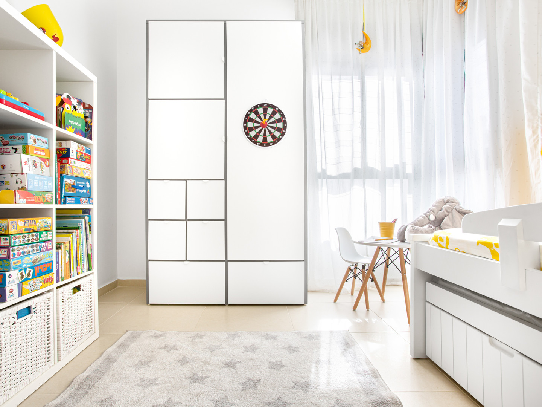 עיצוב וסטיילינג לחדר ילדים