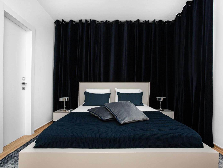 עיצוב וסטיילינג חדר שינה הורים