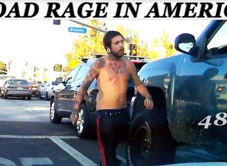 VIOLENCE BLOG #2 ROAD RAGE