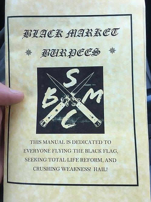 BLACK MARKET BURPEES MANUAL