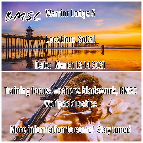 WARRIOR LODGE 5 - HUNTINGTON BEACH, CA