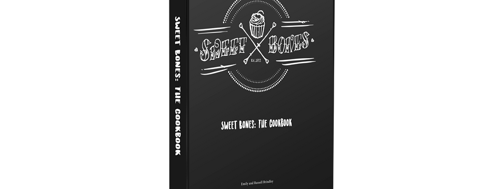 Sweet Bones: The Cookbook