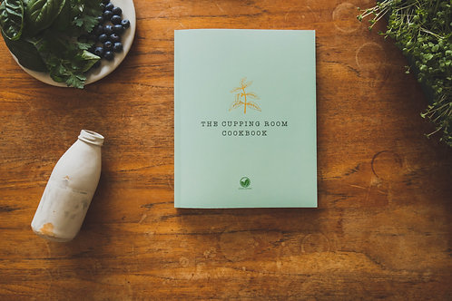 The Cupping Room Cookbook