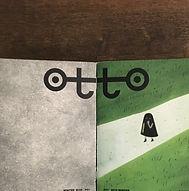 otto, book design, zine, tiffany tam