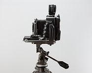 4'×5'カメラ建築写真撮影用