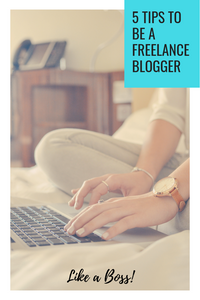 Be a Freelance Blogger
