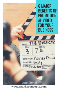 Advantages of promotional video