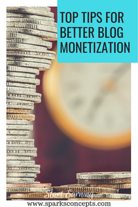 Top Tips to Monetize Your blog