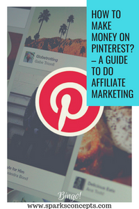 Tips to make money with Pinterest