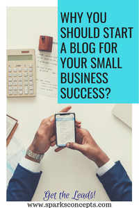 Why your small business needs a blog?