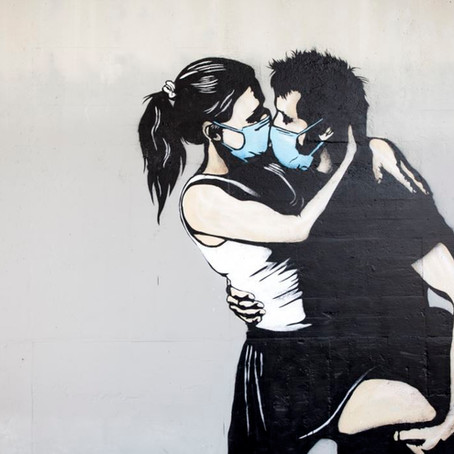 San Valentín 2021: amor en tiempos de pandemia